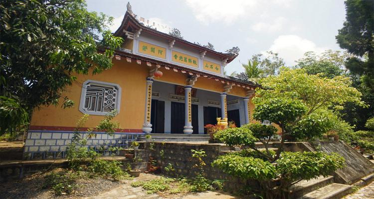 Hành hương chùa Cổ Thạch - Bình Thuận