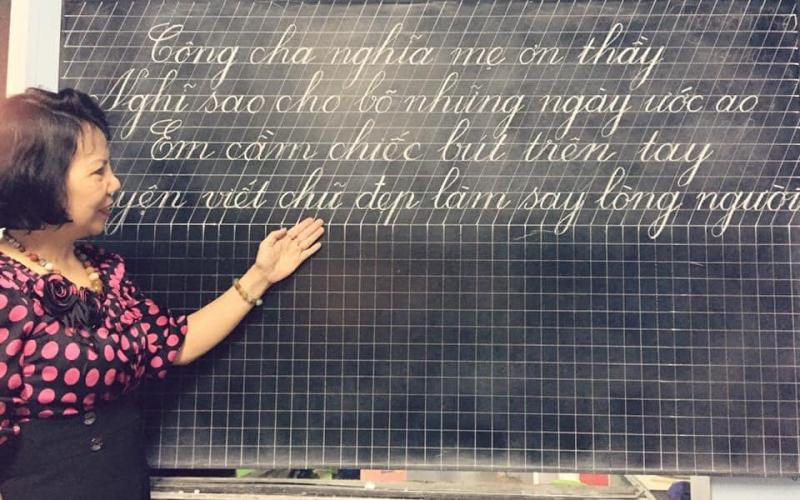 Cô Thùy Dung
