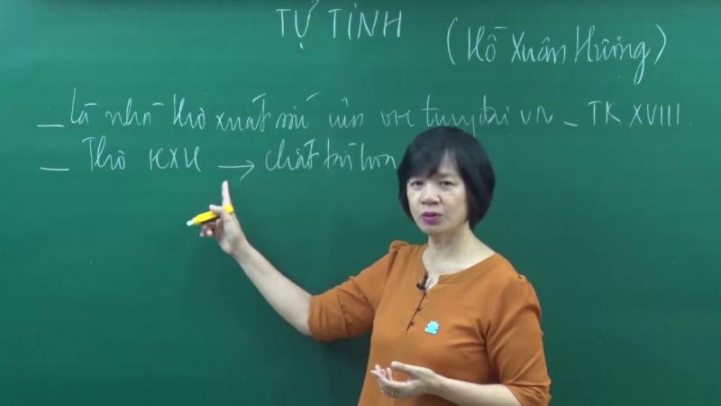 Cô Trịnh Thu Tuyết