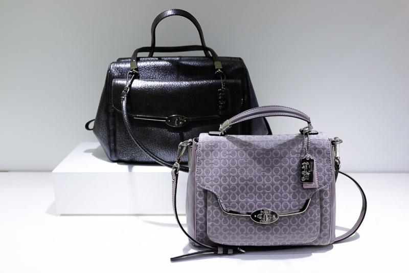 Chiếc túi xách thuộc thương hiệu Coach
