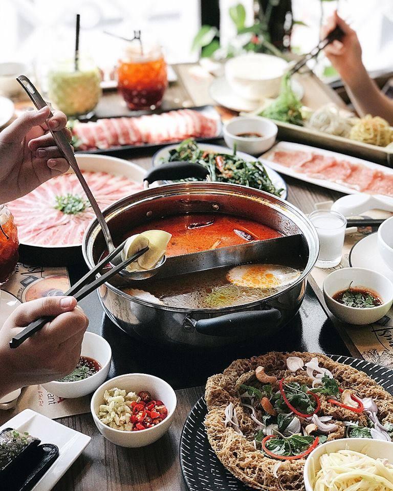 Coca Suki - Lẩu và món ăn Thái