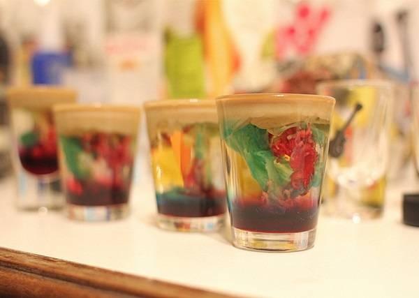 Cocktail xuất huyết não