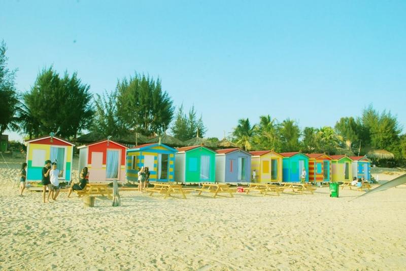 Coco Beach camp, Bình Thuận