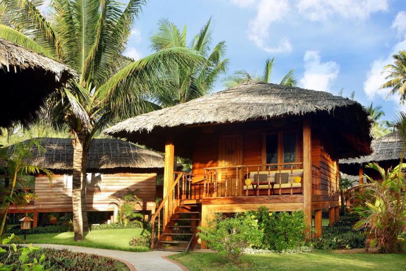 Căn Villa ở resort