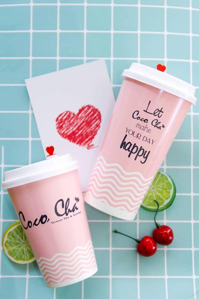 CoCo Cha Taiwan Tea & Coffee