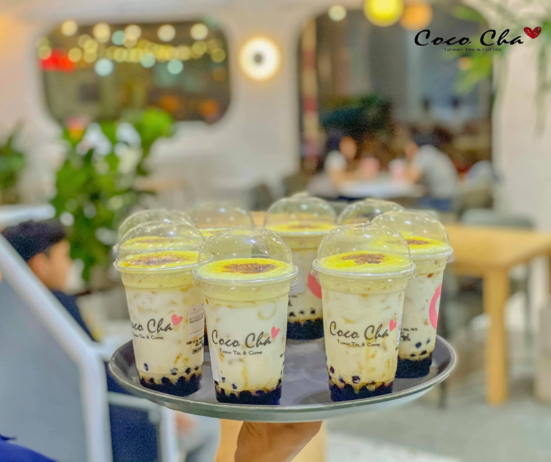 CoCo Cha Taiwan Tea & Coffee