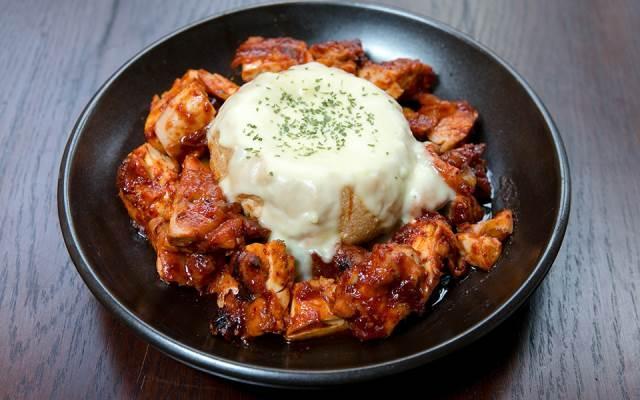 Gà Hàn Quốc ở Cocodak Restaurant