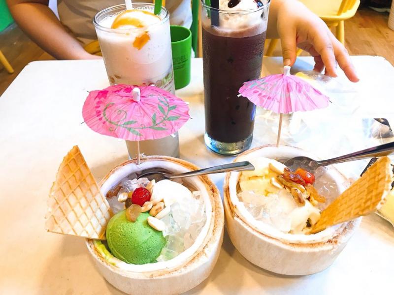 CocoDeli - Kem trái dừa ngon nhất Vũng Tàu