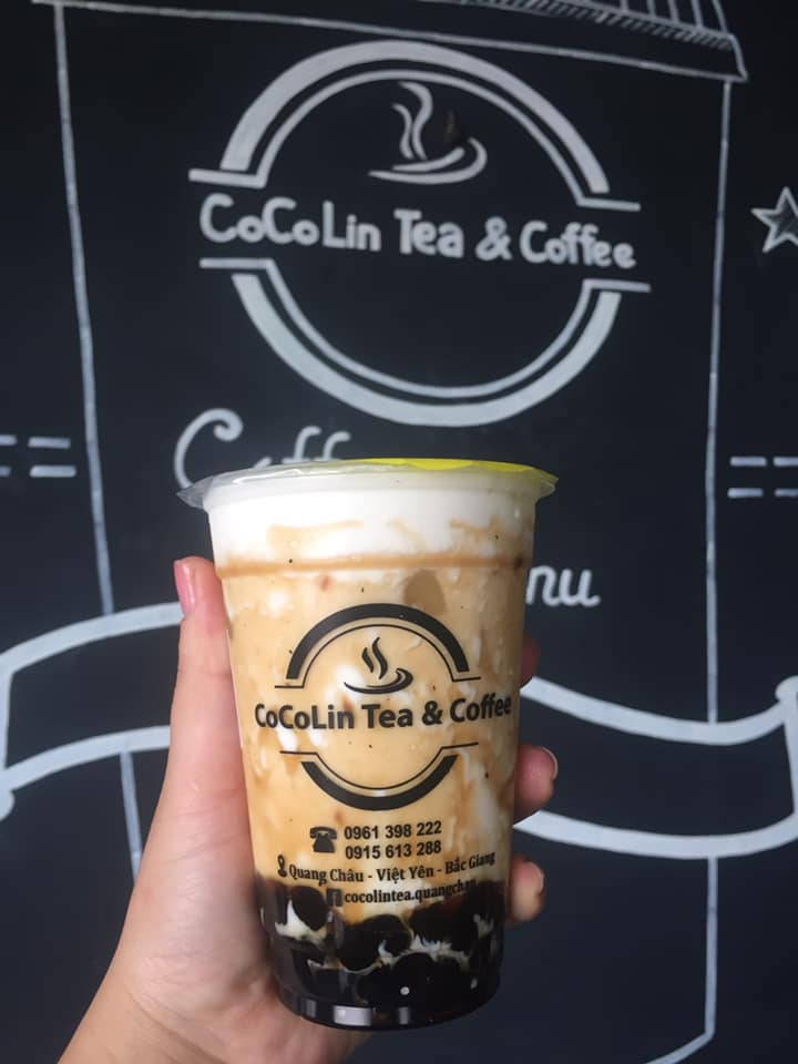 Cocolin tea & Coffee - Quang Châu