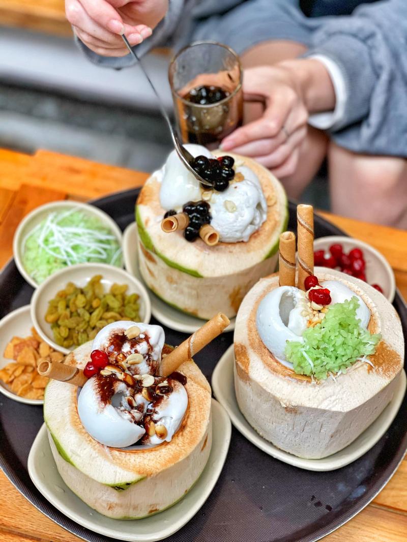 COCOO - Kem Dừa Côn Đảo