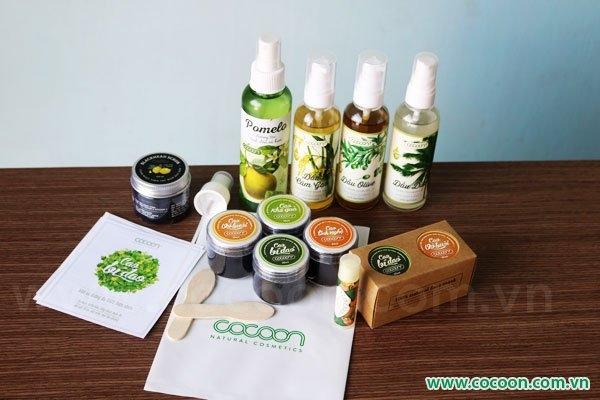 Các sản phẩm của thương hiệu Cocoon