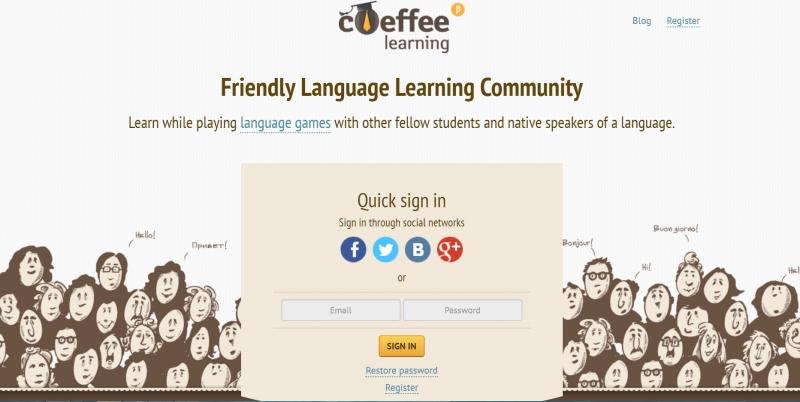 Coeffee Learning