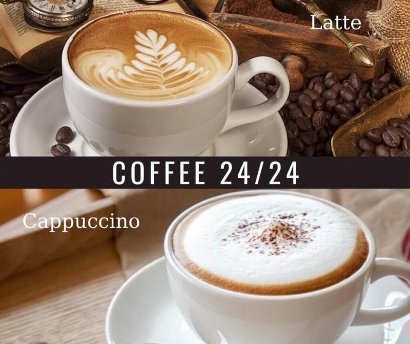 Coffee 24/24