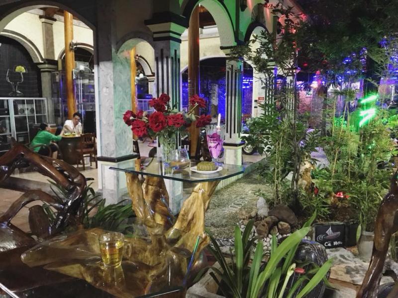 Bạn sẽ chọn được những không gian độc lập và lãng mạn cho ngày lễ tình nhân