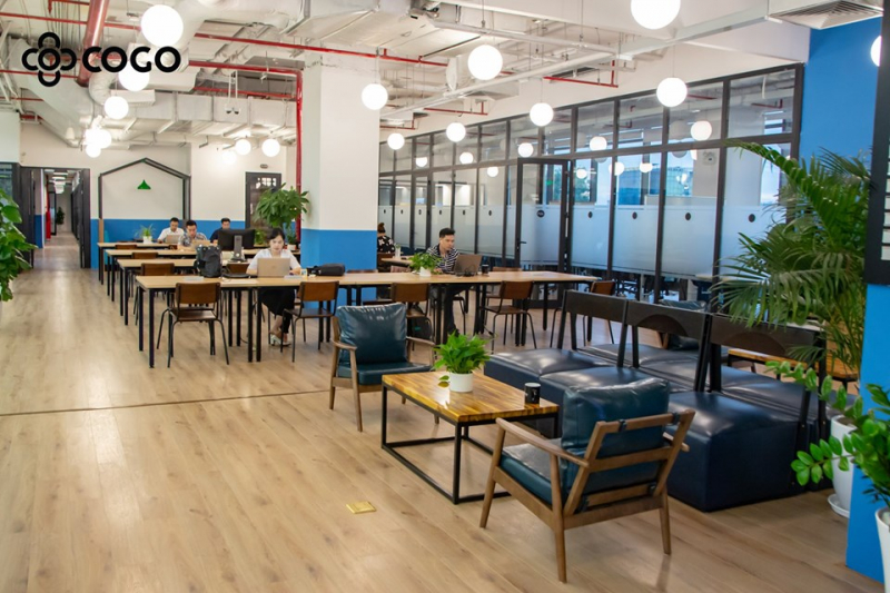 Cogo Coworking Space