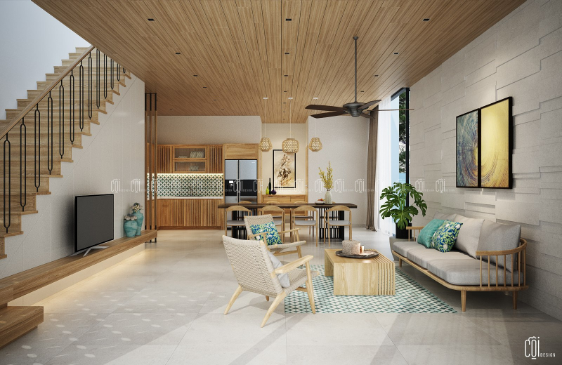 Thiết kế nội thất uy tín tại Đà Nẵng - Cội Design