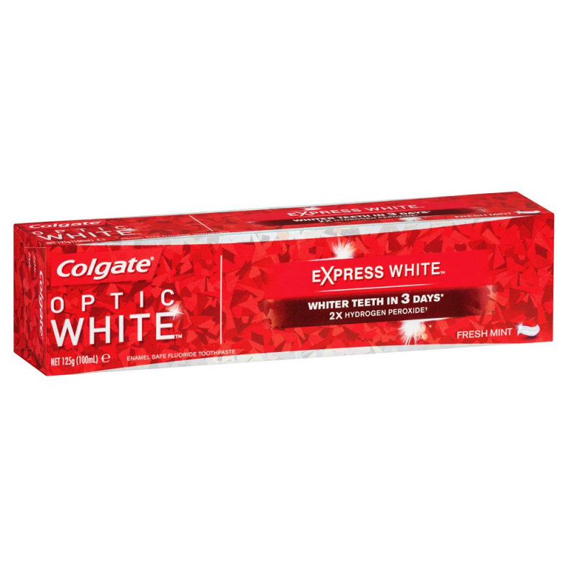 Colgate Optic White Express White Whitening