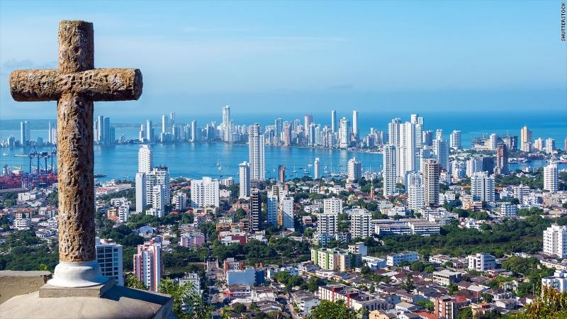 Colombia có tốc độ tăng trưởng kinh tế thần tốc trong những năm gần đây