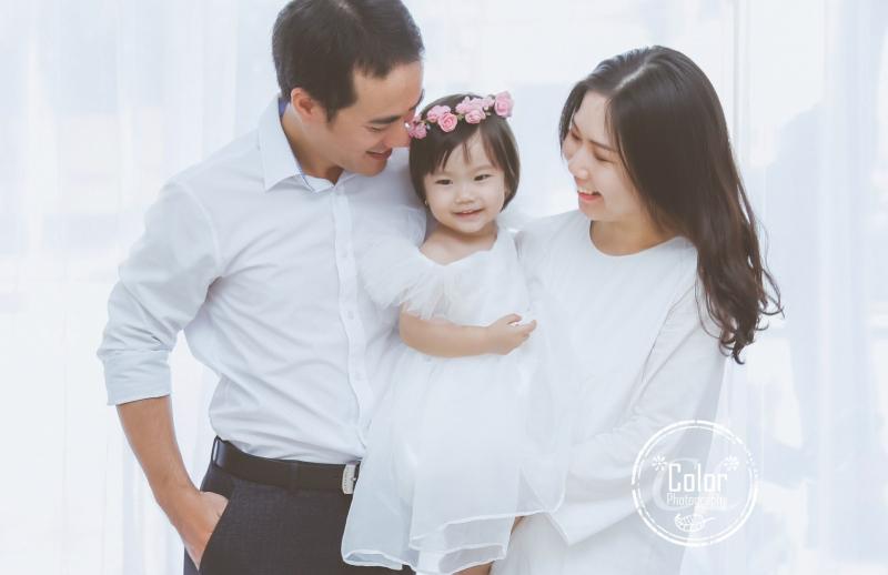 Color Studio - Chụp ảnh cho bé và gia đình Vũng Tàu