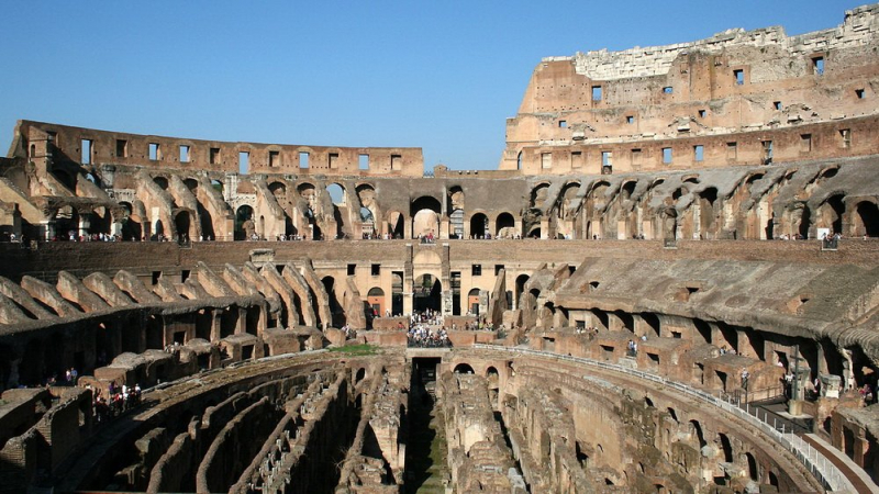Colosseum (Rome, Ý)