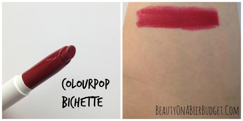 Colourpop Bichette