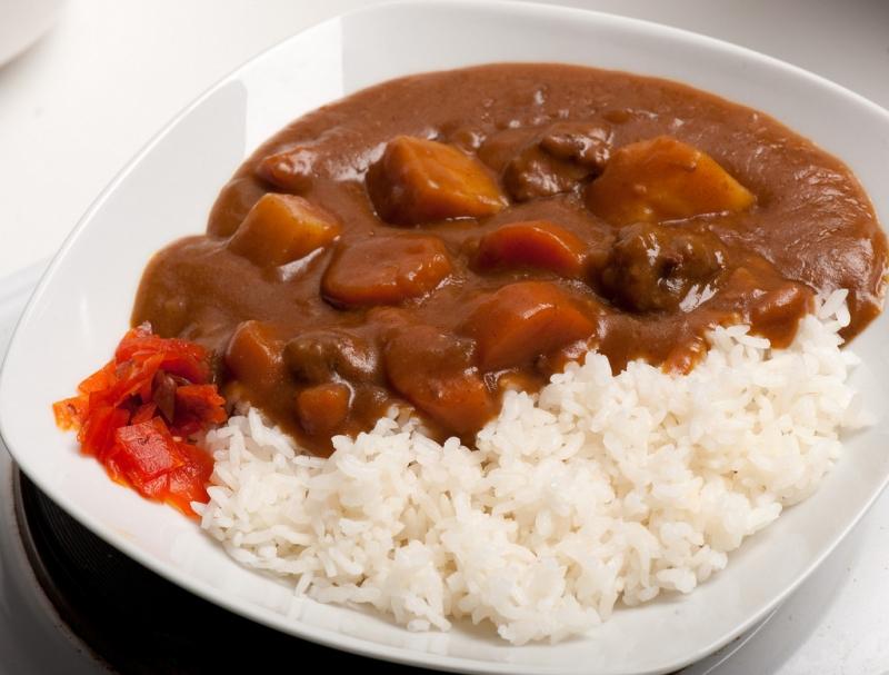 Cơm cà ri Nhật (Curry)