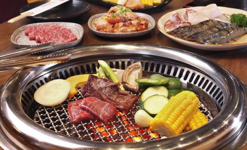 Thịt nướng kiểu Nhật (Yakiniku)