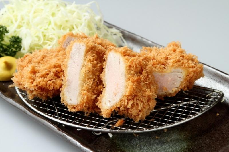 Món thịt chiên xù (Tonkatsu)