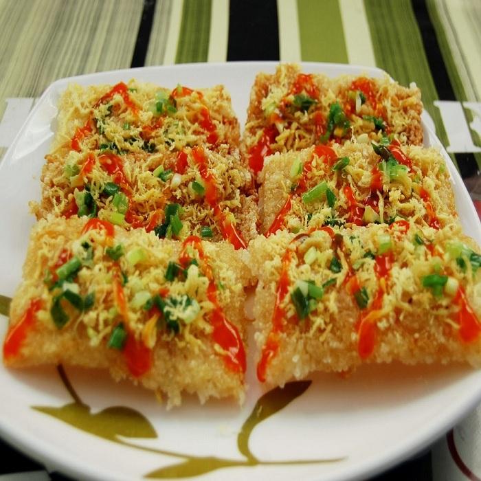 Hương vị của cơm cháy Sài Gòn nếu ai đã một lần nếm thử thì rất khó quên.