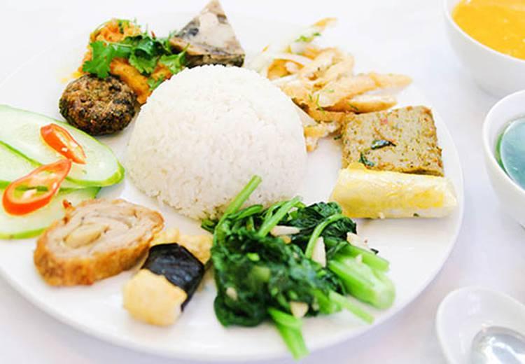 Top 9 quán ăn chay ngon quận Thủ Đức, Tp. HCM