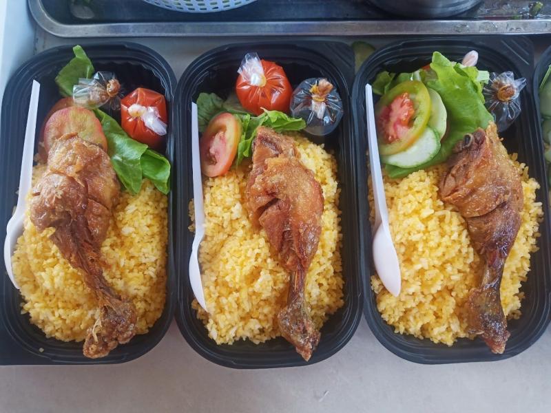 Cơm Chiên Gà Xối Mỡ Phú Quốc - Jenny Kitchen
