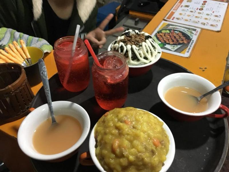 Kup Bap cup rice