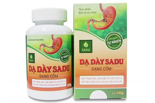 Cốm dạ dày Sadu