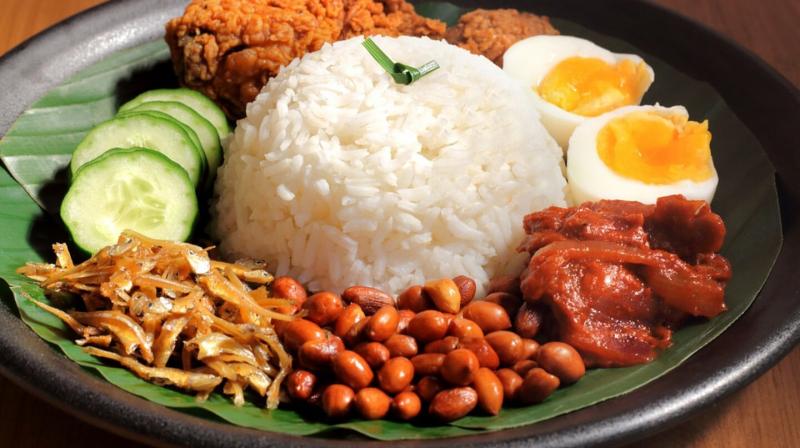 Cơm Dừa, Malaysia