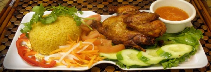 Muốn ăn cơm gà ngon thì phải tới cơm gà Hải Nam