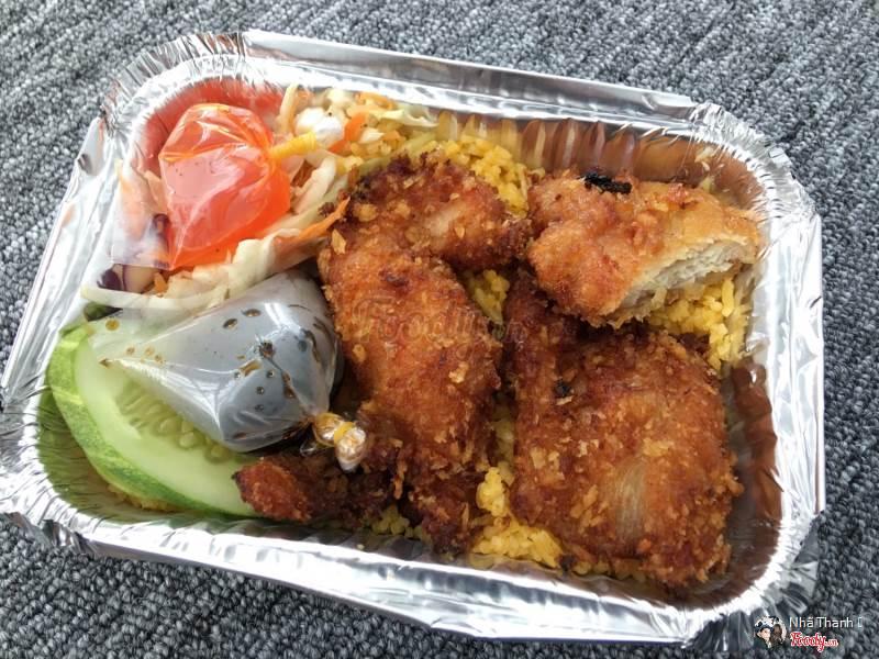 Le Trang chicken rice
