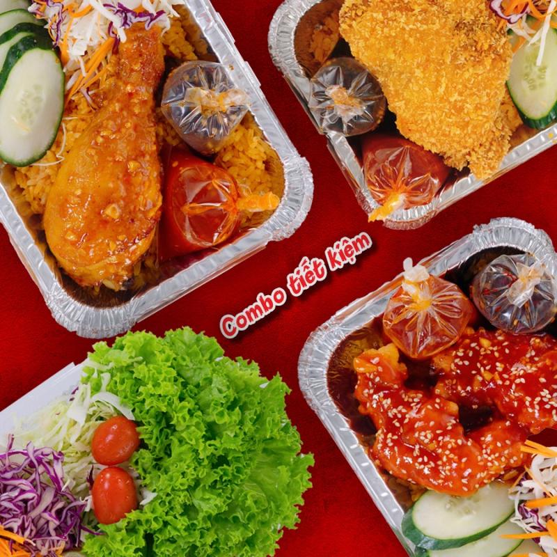 Combo tiết kiệm tại cơm gà Lê Trang