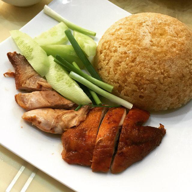 Cơm gà Thượng Hải