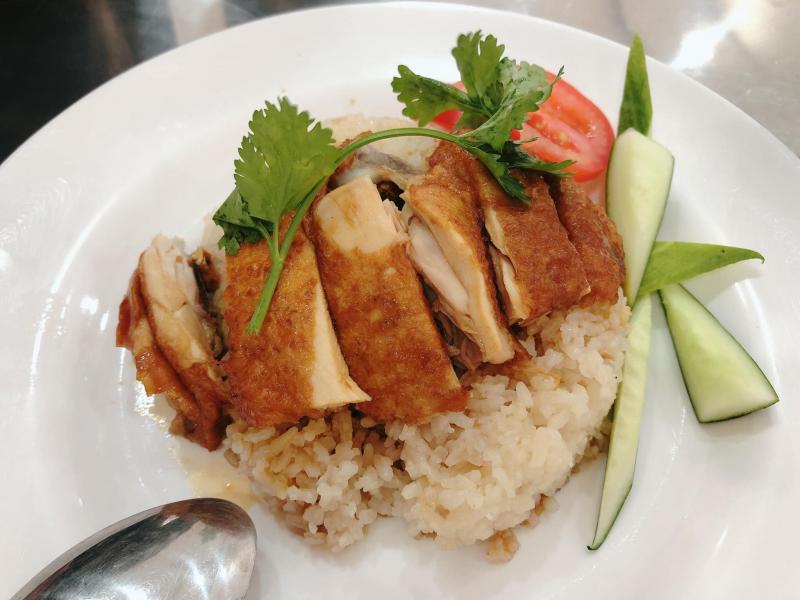 Yummy Cơm Gà Hải Nam Singapore