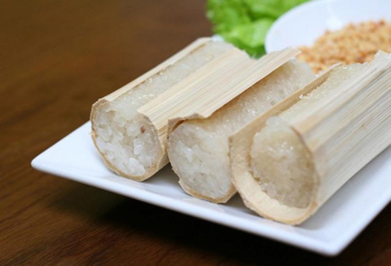 Cơm lam Sơn La