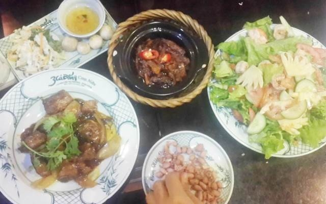 Những món ăn giản dị mà thơm ngon