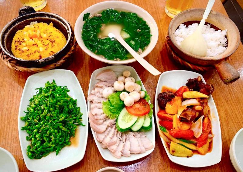 Thien Ly Noodle Rice