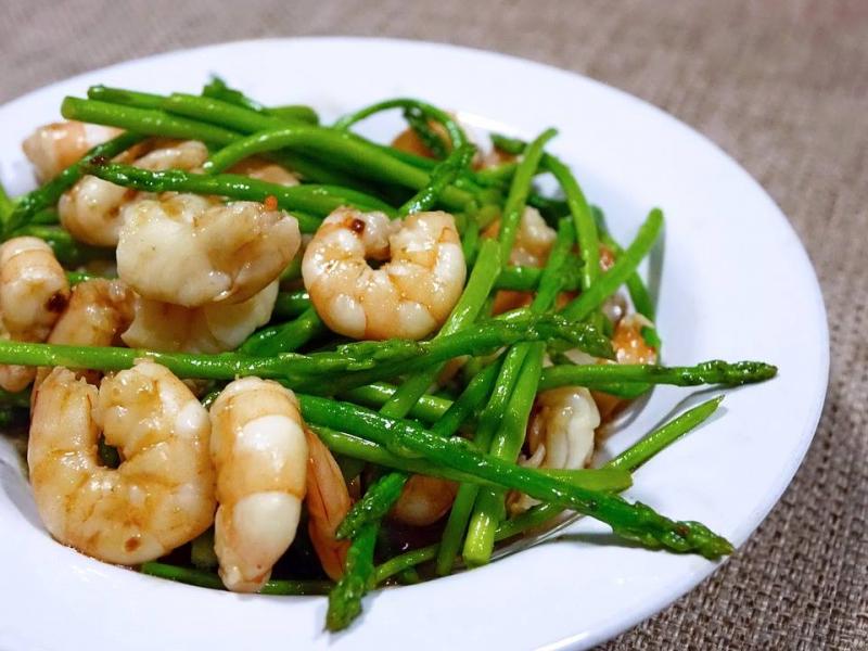 Những món ăn đơn giản tại Cơm Niêu Thím Ba