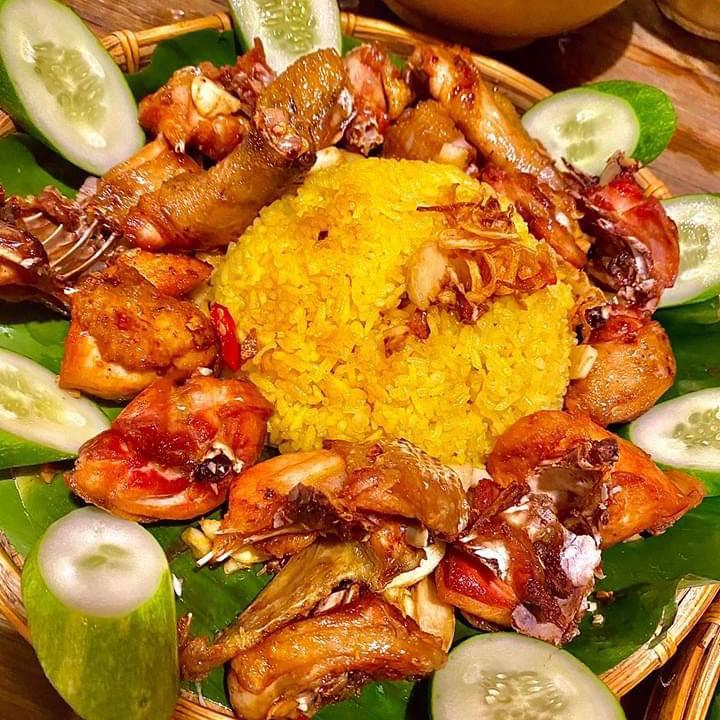 Muoi Khot's Homemade Rice