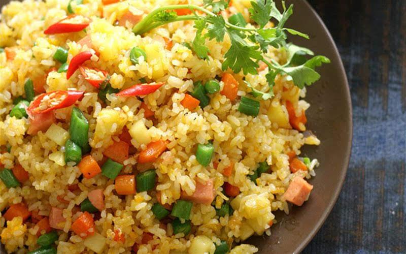 Món cơm chiên Dương Châu