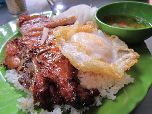 Cơm tấm Ba Ghiền - quán cơm tấm ngon miễn chê tại Sài Gòn