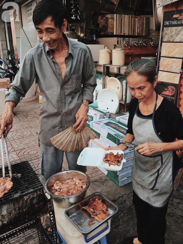 Cơm tấm Bà Ròm Phan Đình Phùng