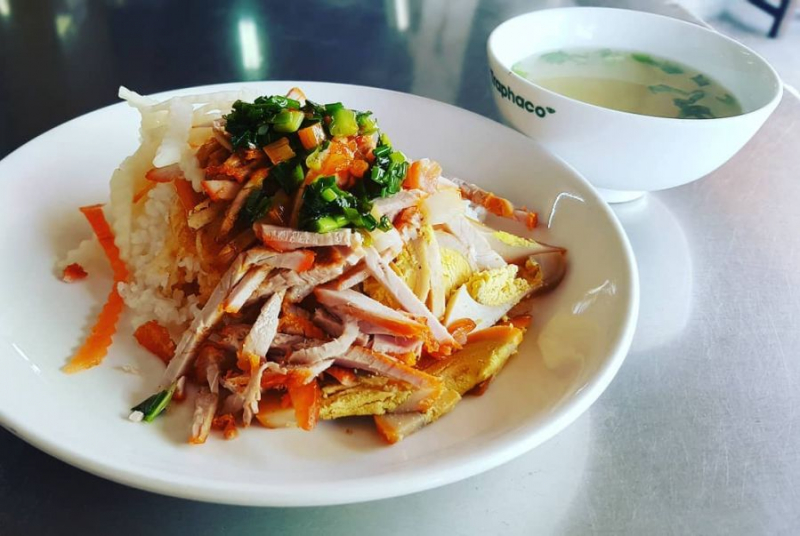 Top 5 Quán cơm tấm ngon nhất ở Long Xuyên, An Giang - Toplist.vn