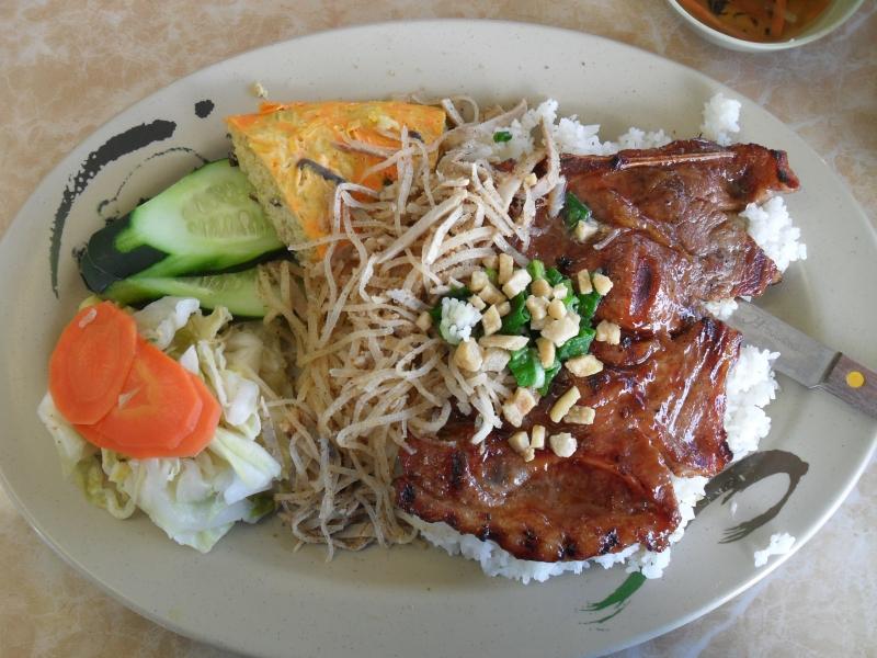 Cơm tấm Kiều Giang - quán cơm tấm ngon miễn chê tại Sài Gòn