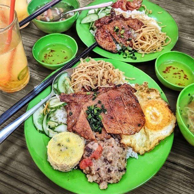 Cơm tấm Nguyễn Phi Khanh